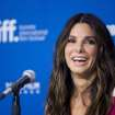 "Actress Sandra Bullock speaks during the press conference for ""Gravity"" at the 2013 Toronto International Film Festival in Toronto on Monday, Sept. 9, 2013. (AP Photo/The Canadian Press, Galit Rodan) ORG XMIT: GYR101"