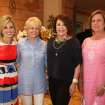 Candy Reece, Marsha Zahn, Judy Phillips, Libby Payne. Photo by David Faytinger