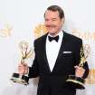 """Bryan Cranston, winner of the award for outstanding lead actor in a drama series for his work in """"Breaking Bad,"""