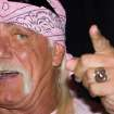 "FILE - In this Oct. 27, 2009 file photo, Hulk Hogan attends a news conference to announce his return to wrestling with TNA Wrestling held at Madison Square Garden in New York. Hogan is suing a Tampa Bay-based disc jockey, the DJ's ex-wife and a New York media group over a sex tape. According to a news release sent by a publicist, two lawsuits will be discussed during a news conference on Monday, Oct. 15, 2012, near the federal courthouse in Tampa. Hogan said he was illegally taped having sex with the ex-wife of DJ Bubba ""The Love Sponge"" Clem without his consent six years ago. The video of Hogan and Heather Clem was leaked to the online gossip site Gawker, which posted portions. Hogan has sent a cease-and-desist letter to Gawker, which has not removed the video. (AP Photo/Charles Sykes)"