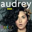 Olivia Munn on the cover of Audrey magazine's spring issue