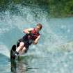 Aaron white, Norman North Sophomore.  Rain prevented most of Summertime skiing but geat weather for the remainber at lake Thunderbird.  Community Photo By:  John White  Submitted By:  John, Oklahoma City