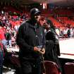 Wayman Tisdale leaves the court after the Sooner's 73-72 victory as the University of Oklahoma (OU) men's college basketball team plays Southern California (USC) at the Lloyd Noble Center in Norman, Oklahoma on Thursday, December 4, 2008.     By Steve Sisney, The Oklahoman   ORG XMIT: KOD