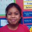 Rosalin Reynolds, the 8-year-old Watonga girl was found stabbed to death Wednesday. Photo courtesy of KOCO.com