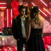 "The Vampire Diaries -- ""A View to a Kill"" -- Pictured (L-R): Paul Wesley as Stefan and Claire Holt as Rebekah — Image Number: VD412c_0013.jpg -- Photo: Tina Rowden/The CW -- ©2013 The CW Network, LLC. All rights reserved."