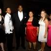 Stephanie Smith, Muhamad Addullah, Barry Lofton, Rosairo Riley, Stephanie Mullins and Destini Ogans