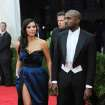 Kim Kardashian and Kanye West arrive at The Metropolitan Museum of Art's Costume Institute benefit gala celebrating