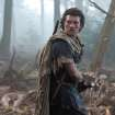 In this film image released by Warner Bros., Sam worthington portrays Perseus in a scene from