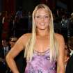 Jenny Finch arrives at The 13th Annual ESPY Awards held at The Kodak Theater on July 13, 2005 in Hollywood, Ca (AP Photo/Luis Martinez)