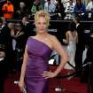Virginia Madsen arrives before the 84th Academy Awards on Sunday, Feb. 26, 2012, in the Hollywood section of Los Angeles. (AP Photo/Matt Sayles) ORG XMIT: OSC194