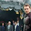 This image released by 20th Century Fox shows Michael Fassbender in the film,