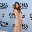 Kacey Musgraves arrives at the 47th annual CMA Awards at Bridgestone Arena on Wednesday, Nov. 6, 2013, in Nashville, Tenn. (Photo by Evan Agostini/Invision/AP)