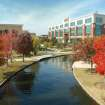 Fall Colors at the Bricktown Canal  Community Photo By:  Michael Gross  Submitted By:  Michael, Oklahoma City