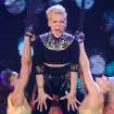 FILE - This March 22, 2013 file photo shows singer Pink during her