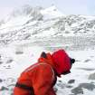 OKLAHOMA STATE UNIVERSITY / ICE RESEARCH: OSU researchers are shown here in Antarctica in 2007. Geology professor Alex Simms will return with two graduate students in the spring to study how ice rebounds from melting. PROVIDED ORG XMIT: KOD
