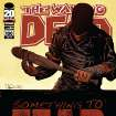 This comic book cover image released by Image Comics shows issue 100 from The Walking Dead series,