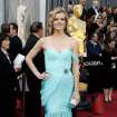 Missi Pyle arrives before the 84th Academy Awards on Sunday, Feb. 26, 2012, in the Hollywood section of Los Angeles. (AP Photo/Matt Sayles) ORG XMIT: OSC142