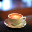 A drink is pictured at Coffee Commission in Edmond, Okla., Tuesday, April 2, 2013. Photo by Sarah Phipps, The Oklahoman