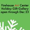The Firehouse Art Center hosts the Holiday Gift Gallery. It runs through Dec 23rd at 4pm. Stop by for original handmade gifts M-F 9:30-5:30 and Sat 10-4. Dec 1 & 2 we will participate in the Winterfest Art Walk and will be open until 10pm!  Community Photo By:  LW  Submitted By:  Danette, Norman