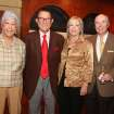 Maggie Barrett, Jim Vallion, Penny and Dee Replogle. Photo by David Faytinger for The Oklahoman__