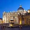 Rome's St. Peter's Square is eternal — but can change to accommodate the needs of busy tourists. The square's tourist-information office now offers same-day tickets to the Vatican Museum. (Photo by Dominic Bonuccelli)