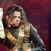 FILE - In this Aug. 25, 1993 file photo, American pop star Michael Jackson performs during his