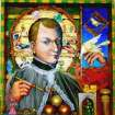"""St. Claude de la Combiere"" by Sheryl Cozad. Photo provided."