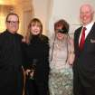 Rand and Jeanette Elliott, Annie Bohanon, Henry Browne were at the party