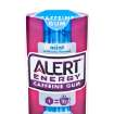 This product image provided by the Wm. Wrigley Jr. Company shows packaging for Alert Energy Caffeine Gum. Wrigley says it is taking a new caffeinated gum off the market temporarily as the Food and Drug Administration investigates the safety of added caffeine. The company said Wednesday, May 8, 2013, that it has stopped new sales and marketing of Alert Energy Caffeine Gum
