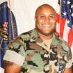 This undated photo released by the Los Angeles Police Department shows suspect Christopher Dorner, a former Los Angeles officer.  Dorner, who was fired from the LAPD in 2008 for making false statements, is linked to a weekend killing in which one of the victims was the daughter of a former police captain who had represented him during the disciplinary hearing. Authorities believe Dorner opened fire early Thursday on police in cities east of Los Angeles, killing an officer and wounding another.  Police issued a statewide