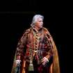 In this Jan. 26, 2012, photo provided by the Metropolitan Opera Dmitri Hvorostovsky performs as Don Carlo in Verdi's