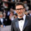 Michel Hazanavicius arrives before the 84th Academy Awards on Sunday, Feb. 26, 2012, in the Hollywood section of Los Angeles. (AP Photo/Chris Pizzello) ORG XMIT: OSC105