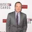FILE - This Jan. 29, 2013 file photo shows actor Kevin Spacey at the premiere of Netflix's first original series,