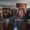 """""""Salt of the Red Earth"""" exhibit at the Oklahoma Heritage Center,, OKC  Photographs in exhibit by MJ Alexander  Community Photo By:  Debbie Musick  Submitted By:  debbie, Oklahoma City"""