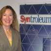 Karen Gallagher is senior vice president and principal financial officer of Syntroleum Corp. in Tulsa. , Monday, October 26, 2009.  By Jay Marks, The Oklahoman. ORG XMIT: KOD