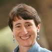 FILE - This March, 2006 file photo shows Recreational Equipment, Inc. (REI) CEO Sally Jewell at REI's Seattle flagship store.  An administration official says President Obama has plans to announce the nomination of Jewell to secretary of Interior.  (AP Photo/Scott Cohen)
