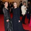 "Mary-Kate Olsen and Ashley Olsen attend The Metropolitan Museum of Art's Costume Institute benefit gala celebrating ""Charles James: Beyond Fashion"" on Monday, May 5, 2014, in New York. (Photo by Evan Agostini/Invision/AP)"