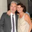 Director Roland Emmerich and producer Ute Emmerich attend the