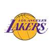 NBA BASKETBALL TEAM / GRAPHIC / LOGO: Los Angeles Lakers