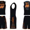 OSU's new basketball uniforms. PROVIDED BY OSU