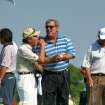 Gary Player & Fuzzy Zoeller share a laugh on the No. 10 Tee. 2006 Senior PGA Championship.  Community Photo By:  Rob Ferguson  Submitted By:  Rob, Edmond