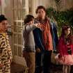 In this image released by 20th Century Fox, from left, Kevin Hernandez, Max Records, Jonah Hill and Landry Bender are shown in a scene from