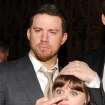 Actor Channing Tatum and actress Joey King attend the