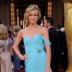 Missi Pyle arrives before the 84th Academy Awards on Sunday, Feb. 26, 2012, in the Hollywood section of Los Angeles. (AP Photo/Chris Pizzello) ORG XMIT: OSC186