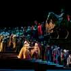 This Jan. 26, 2012, photo provided by the Metropolitan Opera shows a scene from Verdi's