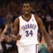 OKLAHOMA CITY THUNDER NBA BASKETBALL: Oklahoma City Thunder forward Desmond Mason.    BY HUGH SCOTT, THE OKLAHOMAN ORG XMIT: KOD