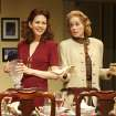 This theater publicity image released by Boneau/Bryan-Brown shows Jessica Hecht, left, and Judith Light in a scene from