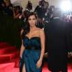 Kim Kardashian attends The Metropolitan Museum of Art's Costume Institute benefit gala celebrating
