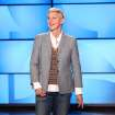 FILE- This Sept. 26, 2011, file photo, originally provided by Warner Bros., shows Ellen DeGeneres during a taping of