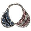 A few chic ways to accessorize this Fourth of July include this Dannijo Liberty collar necklace, $895. (Courtesy Dannijo via Los Angeles/MCT)